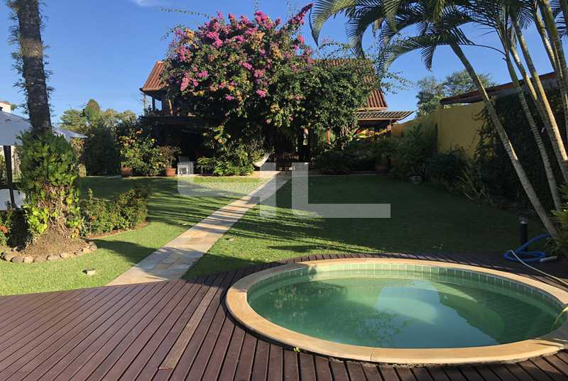 0001 - Casa em Condomínio 4 quartos à venda Angra dos Reis,RJ - R$ 1.750.000 - 01341CA - 1