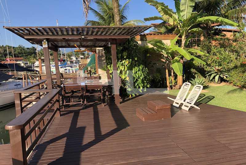0005 - Casa em Condomínio 4 quartos à venda Angra dos Reis,RJ - R$ 1.750.000 - 01341CA - 6