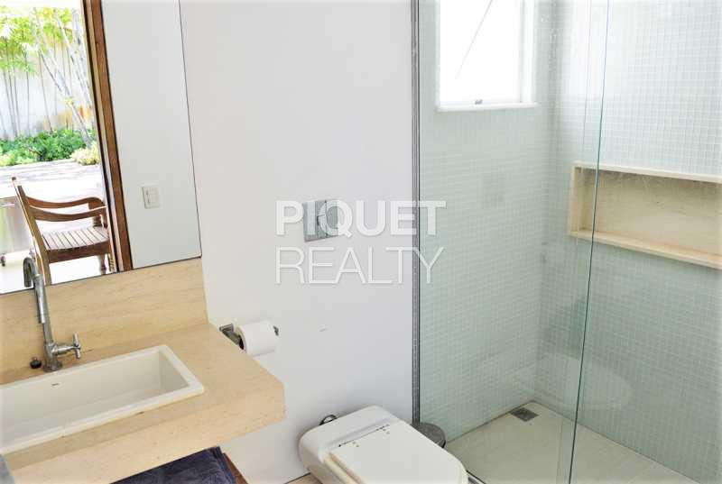 BANHEIRO LAZER - Casa em Condomínio 4 quartos à venda Rio de Janeiro,RJ - R$ 7.798.000 - 00147CA - 8