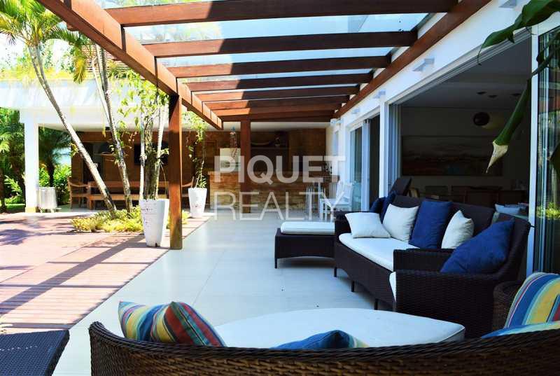 VARANDÃO - Casa em Condomínio 4 quartos à venda Rio de Janeiro,RJ - R$ 7.798.000 - 00147CA - 9
