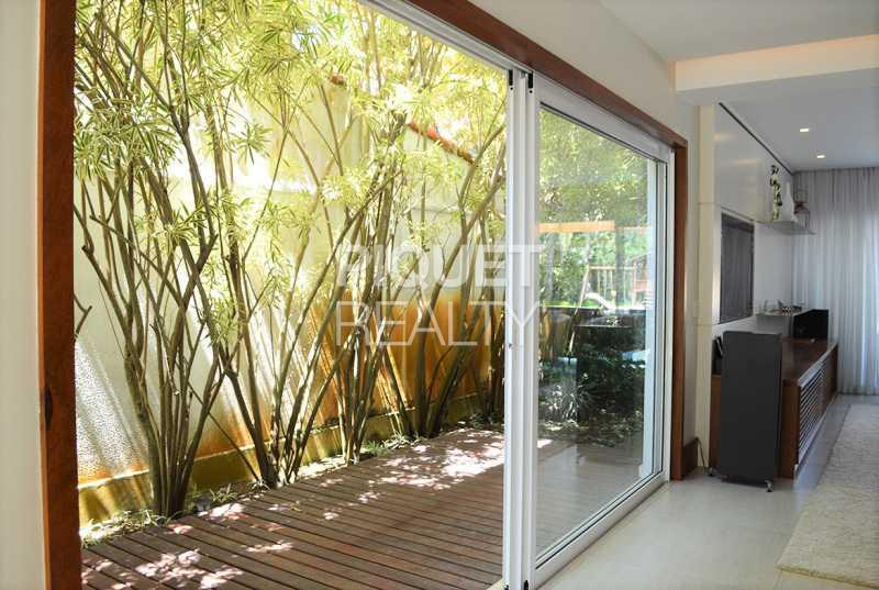 VARANDA  - Casa em Condomínio 4 quartos à venda Rio de Janeiro,RJ - R$ 7.798.000 - 00147CA - 27
