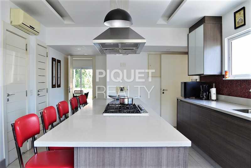 COPA COZINHA COM ILHA - Casa em Condomínio 4 quartos à venda Rio de Janeiro,RJ - R$ 7.798.000 - 00147CA - 31