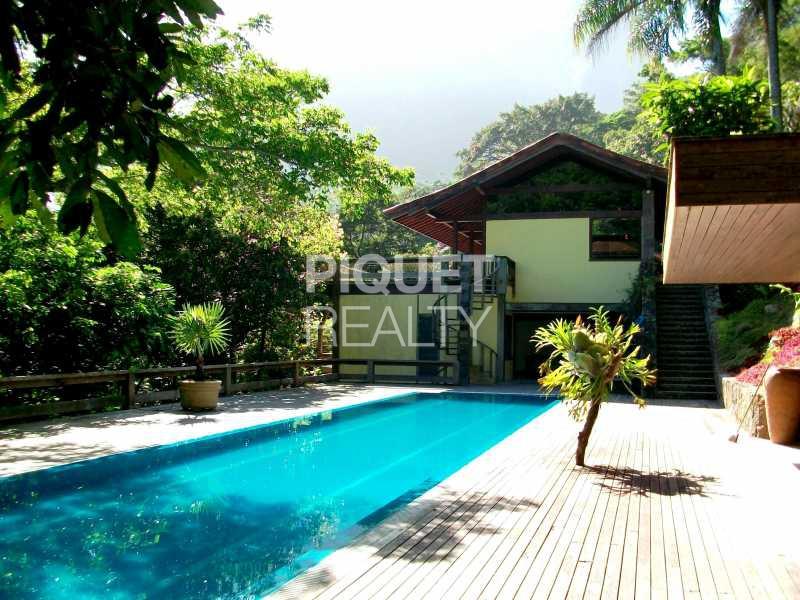 LAZER - Casa em Condomínio 3 quartos à venda Rio de Janeiro,RJ - R$ 4.000.000 - 00011CA - 3