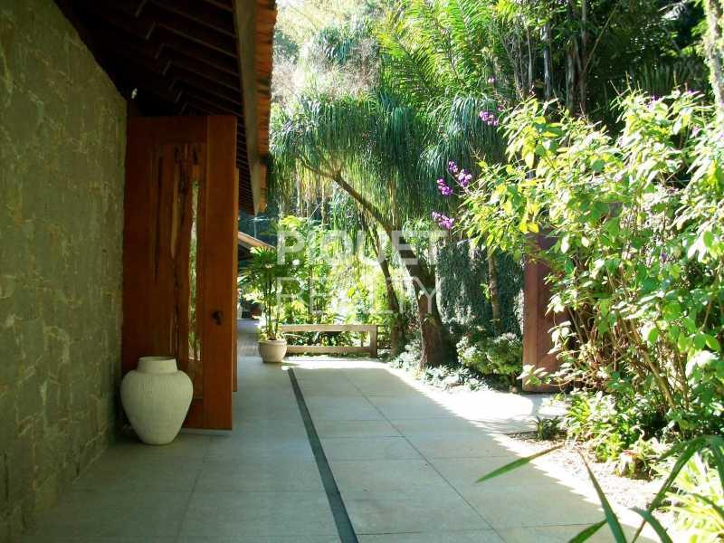 ENTRADA PRINCIPAL - Casa em Condomínio 3 quartos à venda Rio de Janeiro,RJ - R$ 4.000.000 - 00011CA - 10