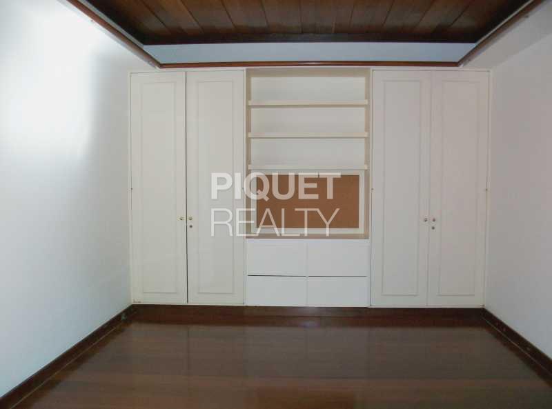 SUITE - Casa em Condomínio 3 quartos à venda Rio de Janeiro,RJ - R$ 4.000.000 - 00011CA - 22