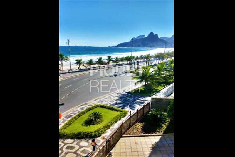 VISTA  - Apartamento 3 quartos à venda Rio de Janeiro,RJ - R$ 5.200.000 - 00151AP - 4