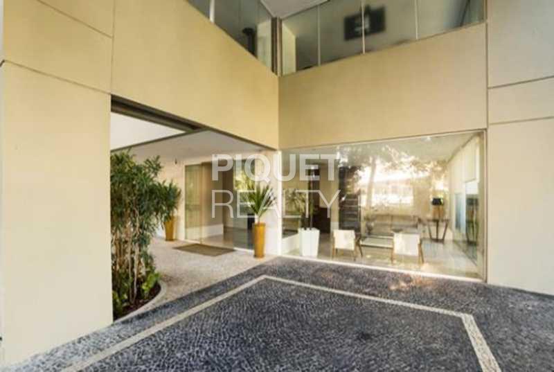 ENTRADA EDIFÍCIO - Apartamento 4 quartos à venda Rio de Janeiro,RJ - R$ 3.299.000 - 00162AP - 3