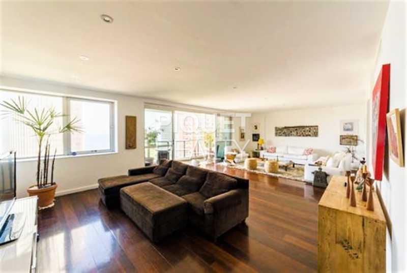 SALA AMPLA - Apartamento 4 quartos à venda Rio de Janeiro,RJ - R$ 3.299.000 - 00162AP - 5