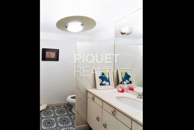 BANHEIRO  - Apartamento 4 quartos à venda Rio de Janeiro,RJ - R$ 3.299.000 - 00162AP - 13