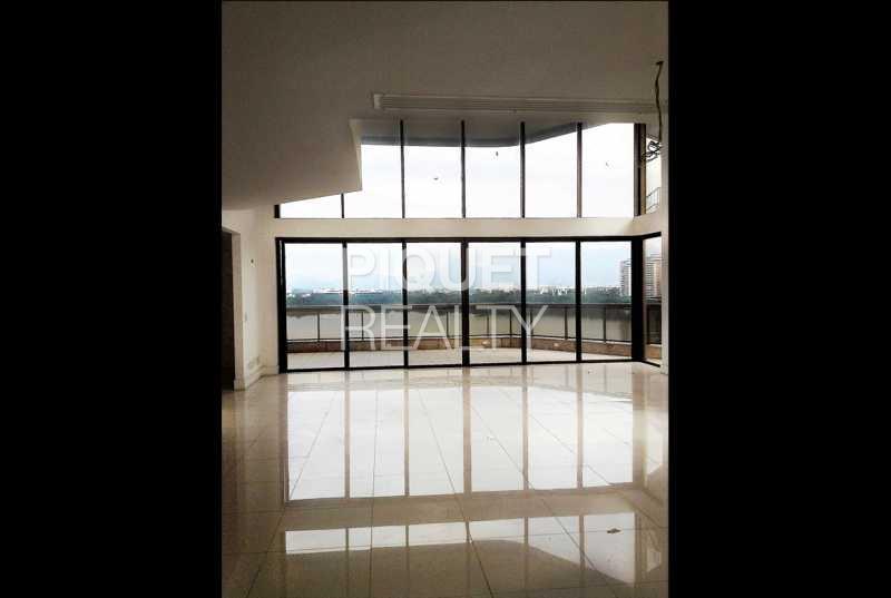 LIVING - Apartamento 4 quartos à venda Rio de Janeiro,RJ - R$ 4.749.000 - 00181AP - 26