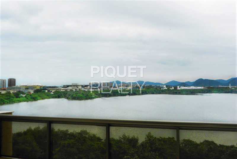 VARANDÃO - Apartamento 4 quartos à venda Rio de Janeiro,RJ - R$ 4.749.000 - 00181AP - 24