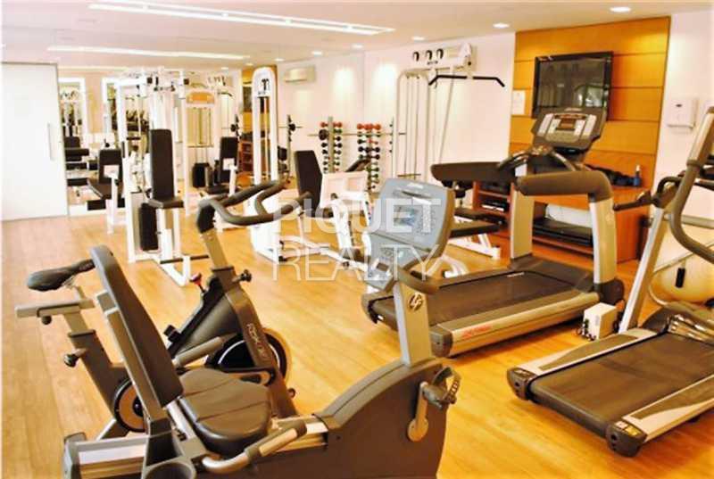 ACADEMIA - Apartamento 4 quartos à venda Rio de Janeiro,RJ - R$ 4.749.000 - 00181AP - 19