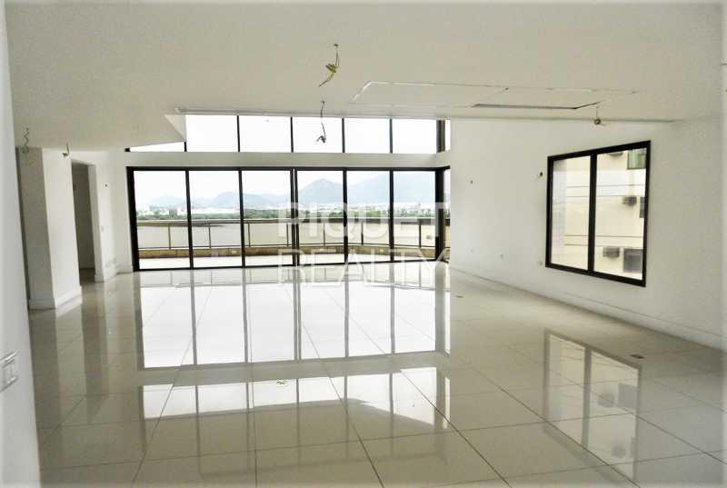 LIVING - Apartamento 4 quartos à venda Rio de Janeiro,RJ - R$ 4.749.000 - 00181AP - 4
