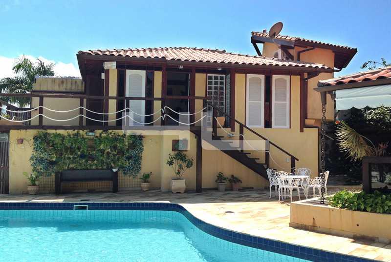 0001 - Casa em Condomínio 4 quartos à venda Angra dos Reis,RJ - R$ 3.300.000 - 00194CA - 1