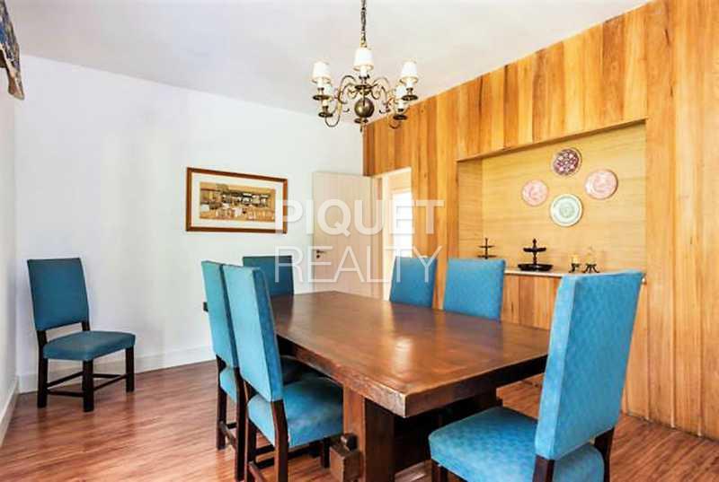 SALA DE JANTAR - Casa 6 quartos à venda Teresópolis,RJ Posse - R$ 2.499.000 - 00203CA - 12