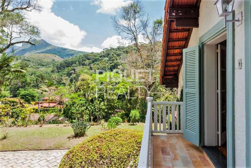 VARANDA - Casa 6 quartos à venda Teresópolis,RJ Posse - R$ 2.499.000 - 00203CA - 7