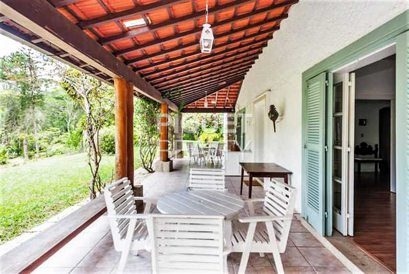 VARANDA - Casa 6 quartos à venda Teresópolis,RJ Posse - R$ 2.499.000 - 00203CA - 20