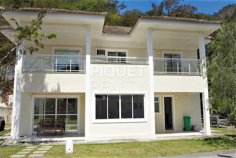 FACHADA - Casa em Condomínio 5 quartos à venda Rio de Janeiro,RJ - R$ 1.500.000 - 00205CA - 3
