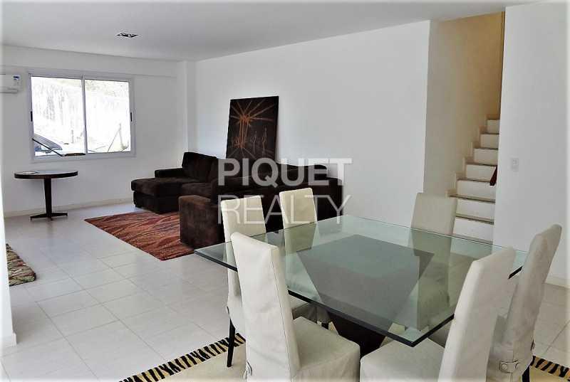 SALA AMPLA - Casa em Condomínio 5 quartos à venda Rio de Janeiro,RJ - R$ 1.500.000 - 00205CA - 9