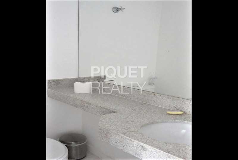LAVABO - Casa em Condomínio 5 quartos à venda Rio de Janeiro,RJ - R$ 1.500.000 - 00205CA - 11