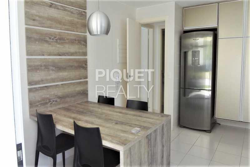 COPA - Casa em Condomínio 5 quartos à venda Rio de Janeiro,RJ - R$ 1.500.000 - 00205CA - 12