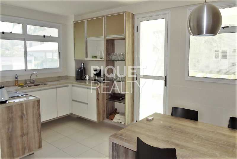 COZINHA - Casa em Condomínio 5 quartos à venda Rio de Janeiro,RJ - R$ 1.500.000 - 00205CA - 14