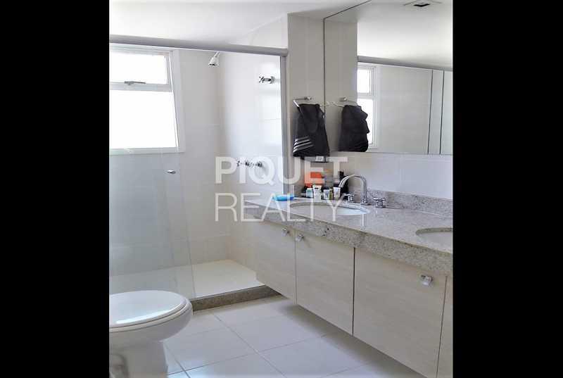 BANHEIRO - Casa em Condomínio 5 quartos à venda Rio de Janeiro,RJ - R$ 1.500.000 - 00205CA - 19