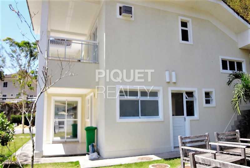 LATERAL - Casa em Condomínio 5 quartos à venda Rio de Janeiro,RJ - R$ 1.500.000 - 00205CA - 5