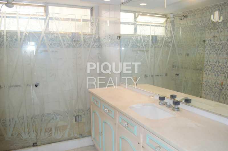 BANHEIRO SUITE - Apartamento 2 quartos à venda Rio de Janeiro,RJ - R$ 2.799.000 - 00021AP - 15