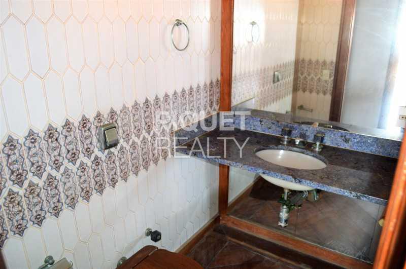 LAVABO - Apartamento 2 quartos à venda Rio de Janeiro,RJ - R$ 2.799.000 - 00021AP - 10