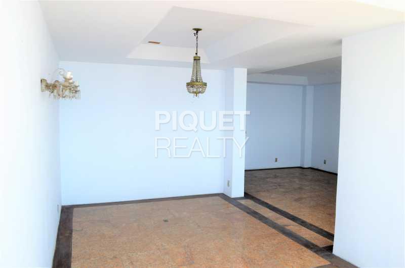 SALA - Apartamento 2 quartos à venda Rio de Janeiro,RJ - R$ 2.799.000 - 00021AP - 7