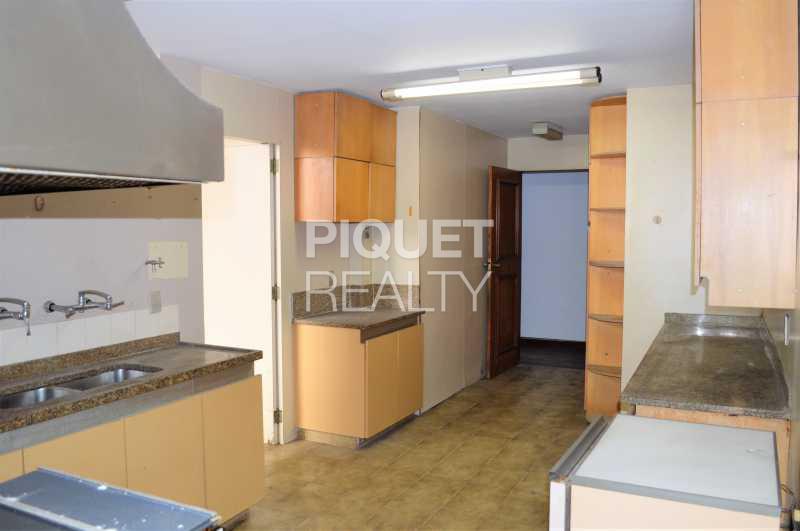 COZINHA - Apartamento 2 quartos à venda Rio de Janeiro,RJ - R$ 2.799.000 - 00021AP - 23