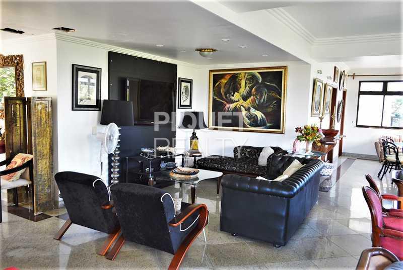 SALA - Cobertura 6 quartos à venda Rio de Janeiro,RJ - R$ 5.450.000 - 00214CO - 25