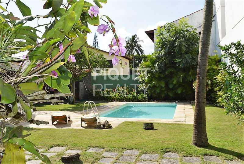 LAZER - Casa em Condomínio 4 quartos à venda Rio de Janeiro,RJ - R$ 8.990.000 - 00215CA - 1