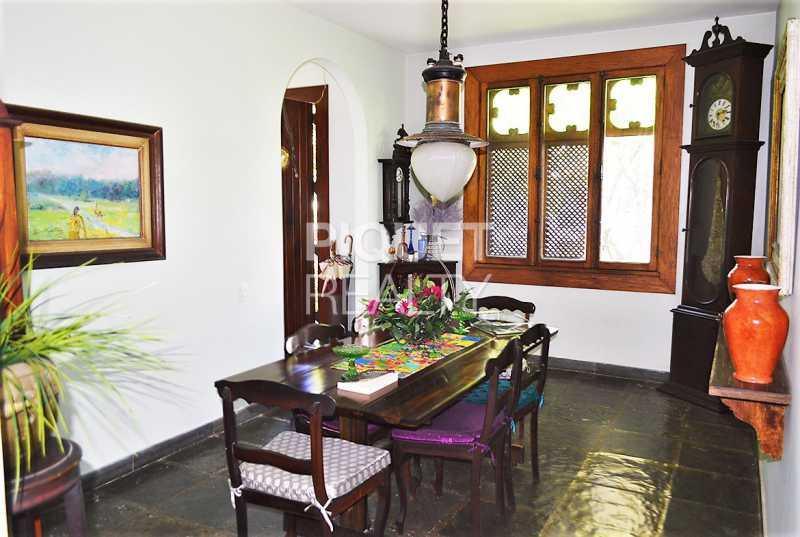 SALA DE JANTAR - Casa em Condomínio 4 quartos à venda Rio de Janeiro,RJ - R$ 8.990.000 - 00215CA - 8