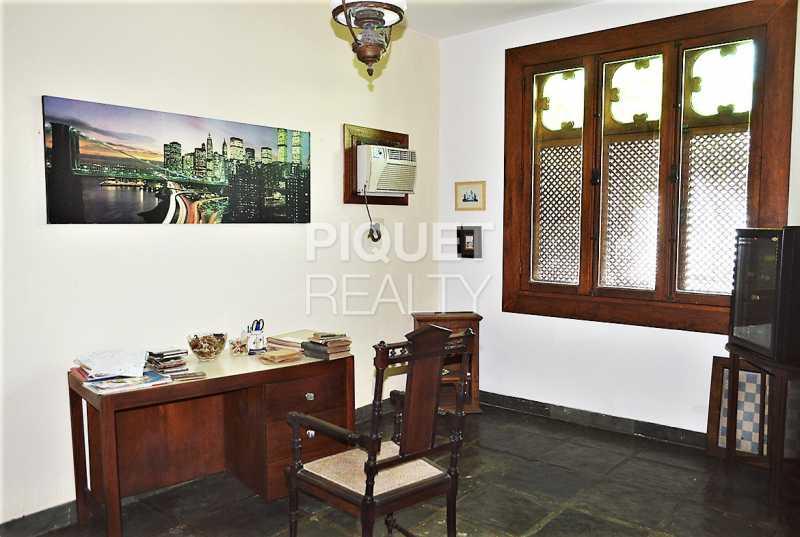 SALA - Casa em Condomínio 4 quartos à venda Rio de Janeiro,RJ - R$ 8.990.000 - 00215CA - 9