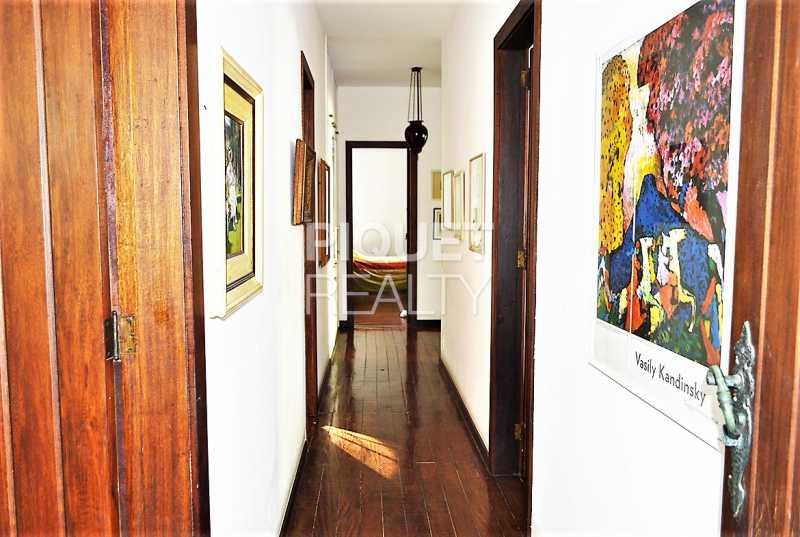 CORREDOR - Casa em Condomínio 4 quartos à venda Rio de Janeiro,RJ - R$ 8.990.000 - 00215CA - 10