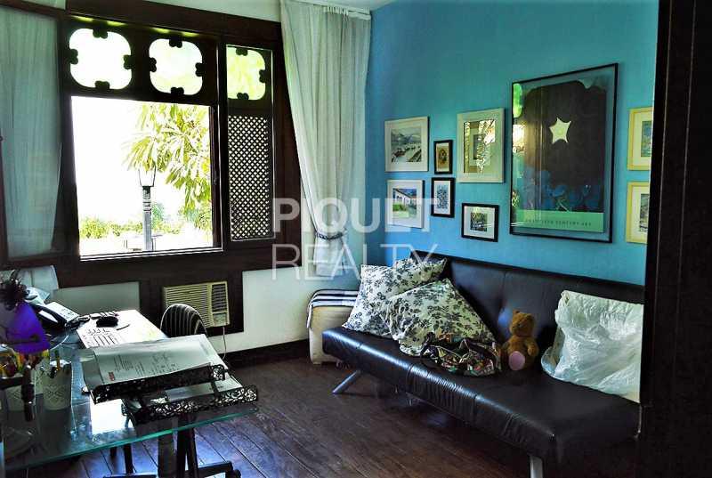 QUARTO - Casa em Condomínio 4 quartos à venda Rio de Janeiro,RJ - R$ 8.990.000 - 00215CA - 11