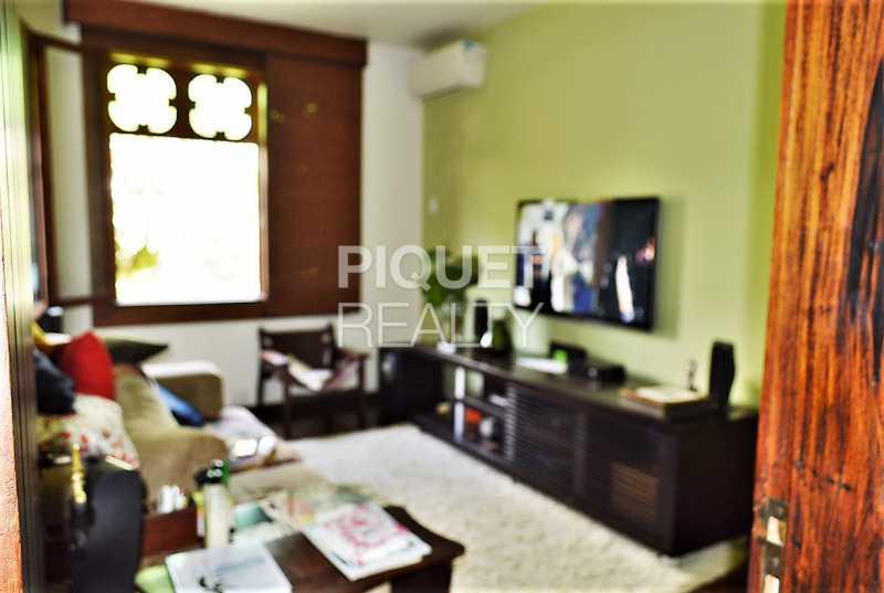 QUARTO - Casa em Condomínio 4 quartos à venda Rio de Janeiro,RJ - R$ 8.990.000 - 00215CA - 13