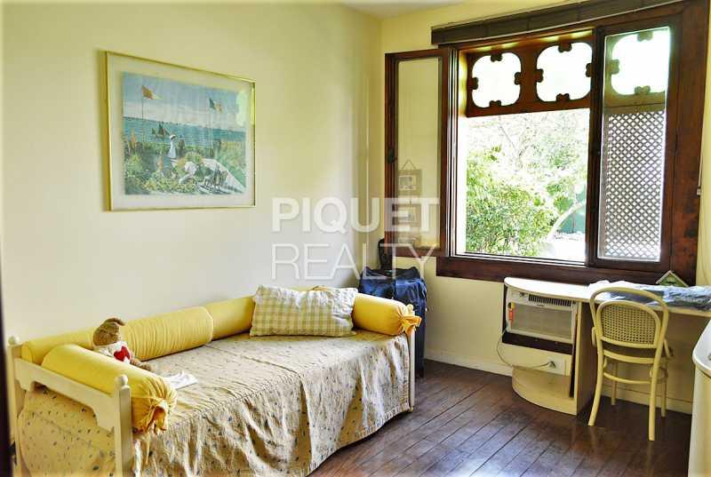 QUARTO - Casa em Condomínio 4 quartos à venda Rio de Janeiro,RJ - R$ 8.990.000 - 00215CA - 14