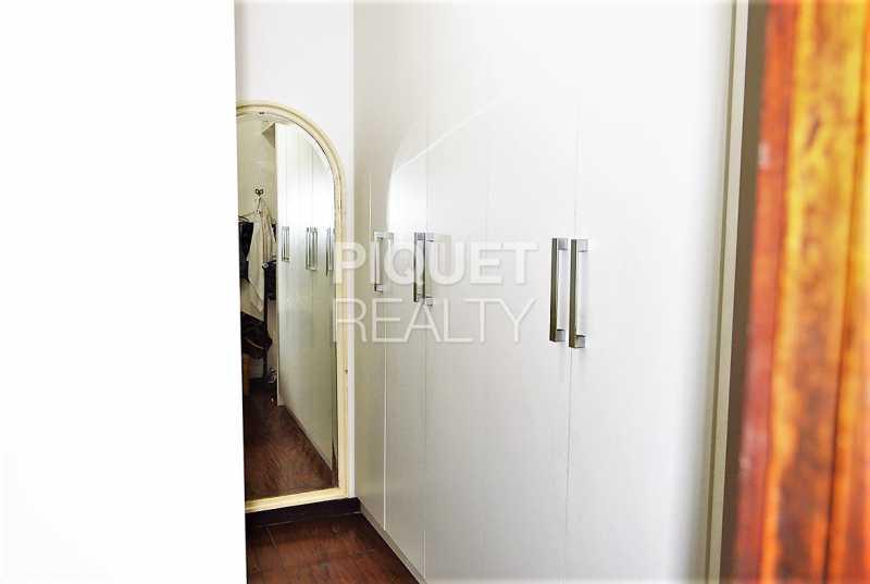 CLOSET - Casa em Condomínio 4 quartos à venda Rio de Janeiro,RJ - R$ 8.990.000 - 00215CA - 20