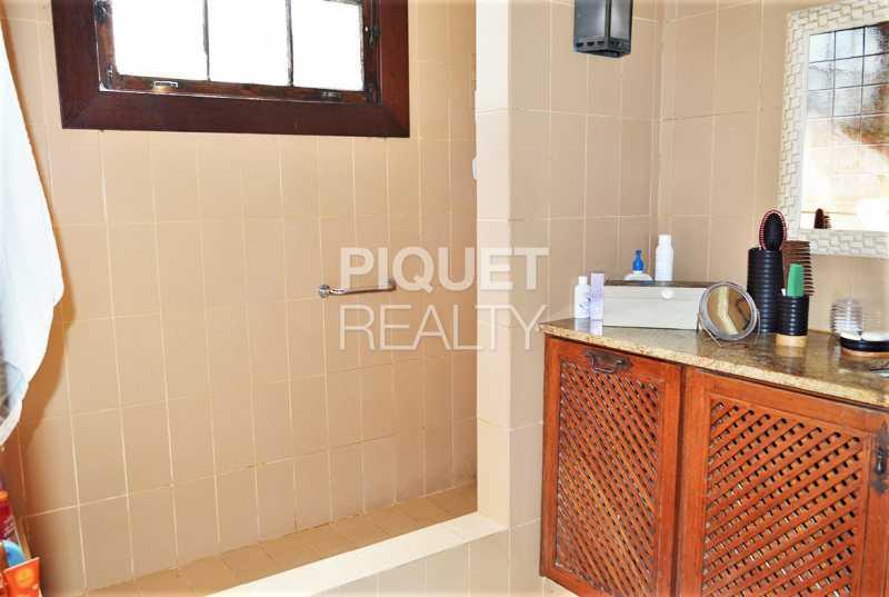 BANHERIRO - Casa em Condomínio 4 quartos à venda Rio de Janeiro,RJ - R$ 8.990.000 - 00215CA - 22