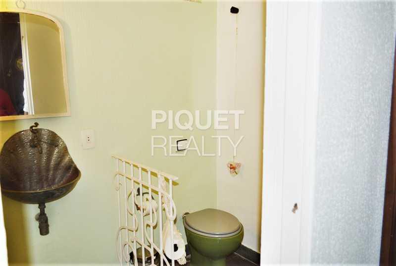 LAVABO - Casa em Condomínio 4 quartos à venda Rio de Janeiro,RJ - R$ 8.990.000 - 00215CA - 23