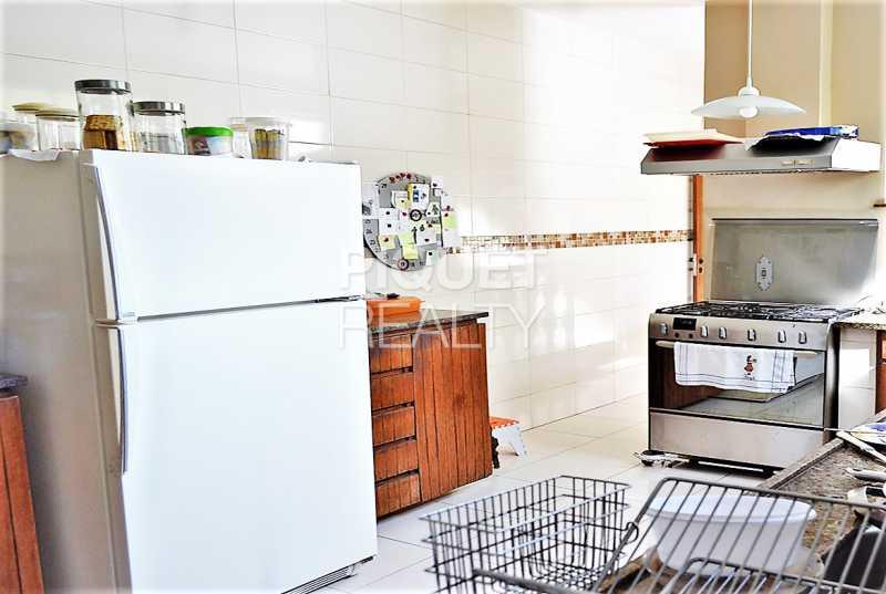 COZINHA - Casa em Condomínio 4 quartos à venda Rio de Janeiro,RJ - R$ 8.990.000 - 00215CA - 26