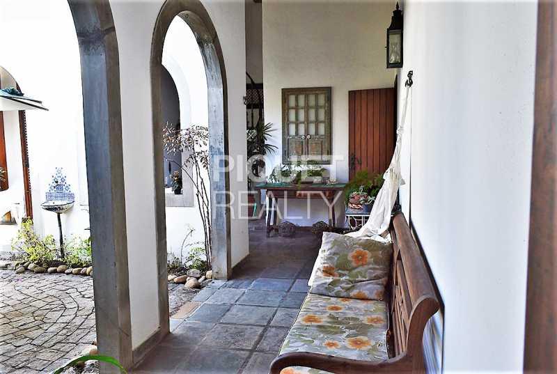VARANDAO LAZER - Casa em Condomínio 4 quartos à venda Rio de Janeiro,RJ - R$ 8.990.000 - 00215CA - 27