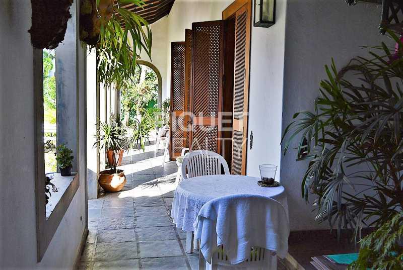 VARANDÃO LAZER - Casa em Condomínio 4 quartos à venda Rio de Janeiro,RJ - R$ 8.990.000 - 00215CA - 28