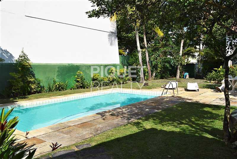 PISCINA - Casa em Condomínio 4 quartos à venda Rio de Janeiro,RJ - R$ 8.990.000 - 00215CA - 4