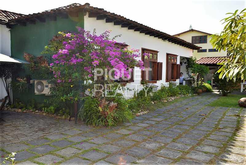 FACHADA - Casa em Condomínio 4 quartos à venda Rio de Janeiro,RJ - R$ 8.990.000 - 00215CA - 29
