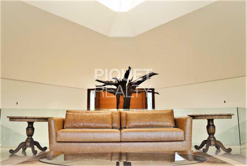 SEGUNDO ANDAR - Casa em Condomínio 5 quartos à venda Rio de Janeiro,RJ - R$ 42.000.000 - 00080CA - 4