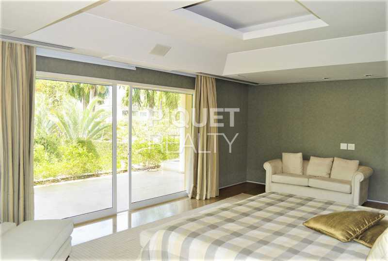 SUITE - Casa em Condomínio 5 quartos à venda Rio de Janeiro,RJ - R$ 42.000.000 - 00080CA - 7